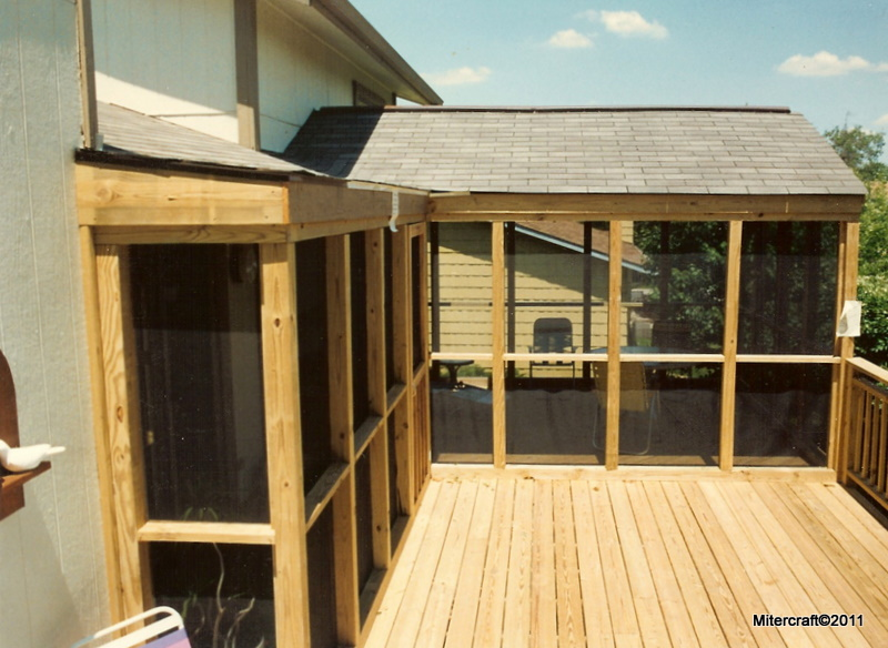 Front Porch Uk >> Mitercraft Construction-Gallery